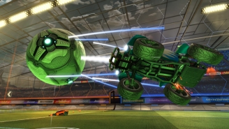 'Rocket League' Becomes Real With Its Official Remote Control Cars