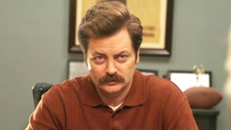 Nick Offerman Thinks Ron Swanson Is 'More Complex' Than Fans Give Him Credit For Being