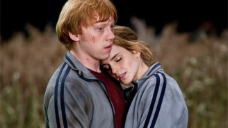 Rupert Grint Has A Very Good Reason For Not Enjoying His 'Harry Potter' Kiss With Emma Watson