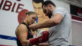 Amanda Nunes Thinks Ronda Rousey's Coach Ruined The Former Champ's Career
