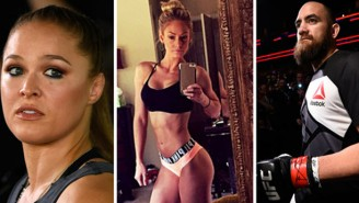 Travis Browne's Ex-Wife Trashed Ronda Rousey On Social Media For Dating Her Husband