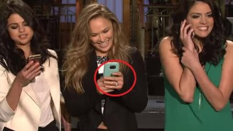 Did Ronda Rousey Pull A Fast One On Fans With That Engagement Ring?