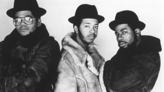 Run-DMC Will Receive A Lifetime Achievement Award At This Year's Grammys