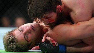 Bryan Barbarena Steps Up On Short Notice To Defeat Sage Northcutt On UFC On FOX
