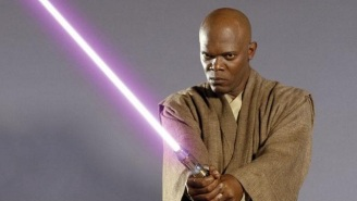 Samuel L. Jackson Has Some Issues With 'Star Wars: The Force Awakens'