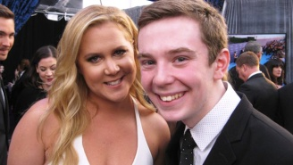 Amy Schumer Puts A Teen Film Critic Who Made A Joke About Her In His Place