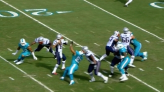 Tom Brady Was Left Hurting By This Low Hit From Ndamukong Suh