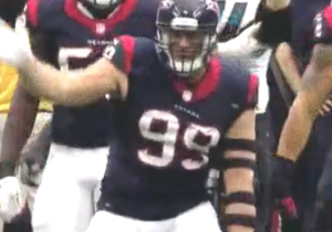 J.J. Watt Murdered Every Popular Dance All At Once