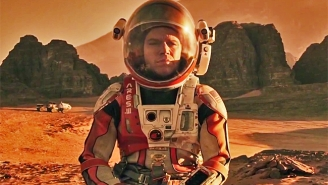 'The Martian' Might Be A Documentary In The Future, According To NASA