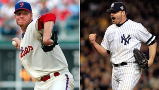 Roy Halladay And Roger Clemens Are Beefing Over The Hall Of Fame Voting