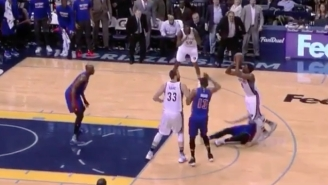 Mario Chalmers' Game-Winner Is One Of The Most Absurd Shots We've Seen