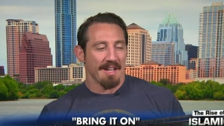 UFC Fighter Tim Kennedy Continues His War Of Words With ISIS