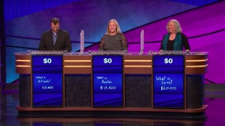 What Happens When Three 'Jeopardy!' Contestants Bet It All And Wind Up With Nothing?