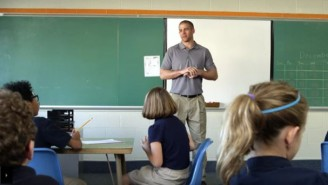 Jordy Nelson Spent His Injury-Plagued Season Substitute Teaching