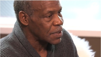 Danny Glover Suggests Doing Away With The Oscars Might Be A Good Idea
