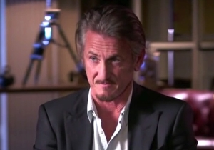 Journalists React To Journalist Sean Penn Being 'Sad About The State Of Journalism'
