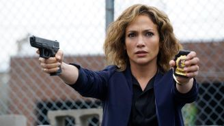 Review: Jennifer Lopez's 'Shades of Blue' has shades of much better cable dramas