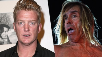 Iggy Pop And Josh Homme Have Been Recording An Album In Secret