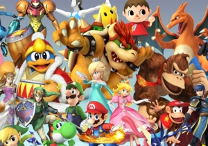 'Super Smash Bros. Ultimate' Will Have Every Smash Bros. Character