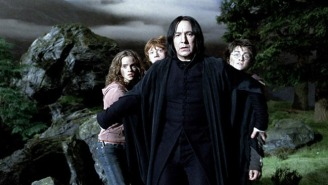 A 'Harry Potter' Producer Reminisces On Alan Rickman's Incredible Act Of Kindness