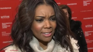 Here's Gabrielle Union responding to Stacey Dash: 'Who is Stacey Dash?'