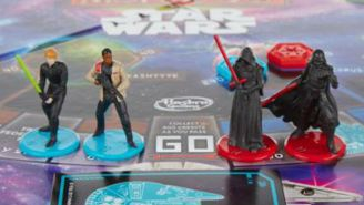 The New 'Star Wars' Monopoly Game Leaves Out Rey, And Fans Aren't Happy