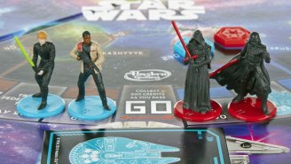 Hasbro had a really lame explanation for Rey's absence from Star Wars Monopoly