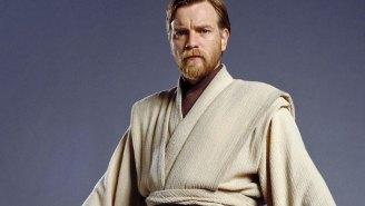 Did Ewan McGregor just confirm 'Star Wars' originally had another origin for Rey?