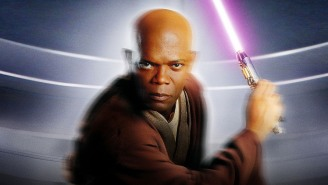 Sam Jackson wanted to play a Stormtrooper in 'Star Wars'