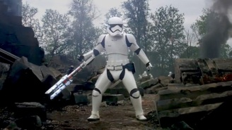 A 'Star Wars: The Force Awakens' Stormtrooper Became A Meme, And Disney Has Responded