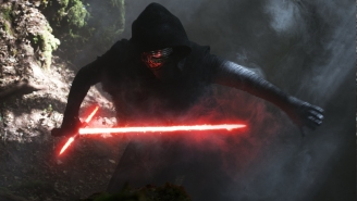 Our Second Look at 'The Force Awakens' begins with Rey's Force and who is awake