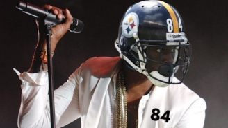 Antonio Brown Responds To Pacman Jones' Comments With A Perfect Photoshop
