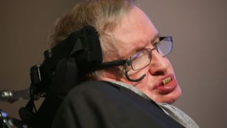 Stephen Hawking's New Black Hole Theory Might Reveal The History Of The Universe