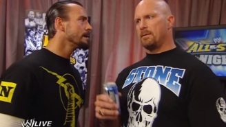 Stone Cold Steve Austin Talked About How Great It Would've Been To Wrestle CM Punk