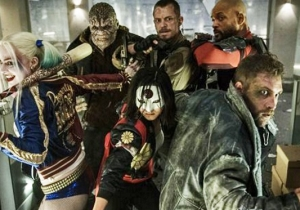 The 'Suicide Squad' Official Soundtrack Listing Is Fitting For A Group Of Psychopaths