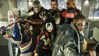 The 'Suicide Squad' Assembles In A New Photo, And The Director Throws A Little Shade At Marvel