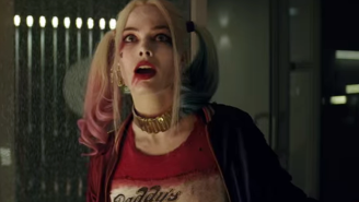 Tonight 'Suicide Squad,' and 'Wonder Woman' showed off new footage