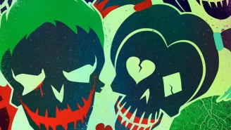 Stylistic official 'Suicide Squad' poster drives home low life expectancy of the team
