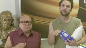 Why You Would Never Want To Live With Frank And Charlie From 'It's Always Sunny'