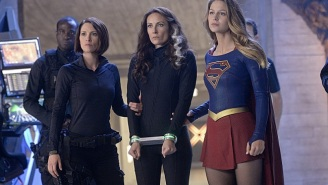 While 'Supergirl' Makes Peace With Alien Terrorists, A New Threat Emerges