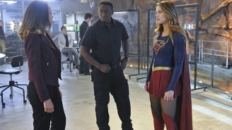 'Supergirl' Turns Fan Service Into Character Development With Ease