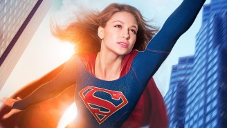 'Supergirl' to take on famous Alan Moore story