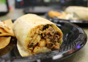The Best Burrito In America Might Just Be Found In This Gas Station