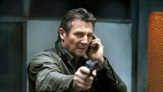 Liam Neeson Says He'll Keep Doing Action Movies Until It's Definitely Too Ridiculous