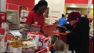 This Target Employee's Simple Act Of Kindness Might Just Make You Want To Be A Little Nicer Today