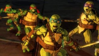 'Teenage Mutant Ninja Turtles: Mutants In Manhattan' Reveals A New Trailer