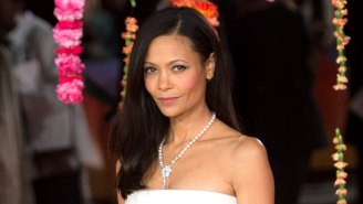 Thandie Newton Called Out Starbucks Over An Offensive Statue And The Company Responded