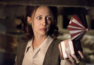The First Trailer For 'The Conjuring 2' Is Old-School Scary