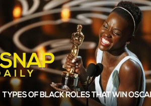 The kinds of black roles that win Oscars