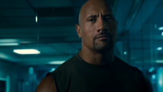 The Rock Has Been Named The World's Top International Movie Star